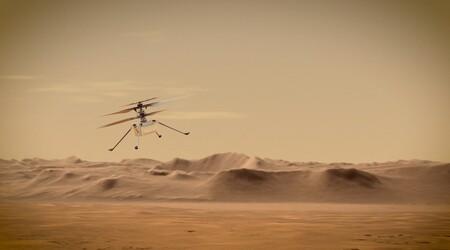 Ingenuity ya lleva 12 vuelos realizados y sigue asombrando al mundo y a la NASA, que preveía que haría (como mucho) tres