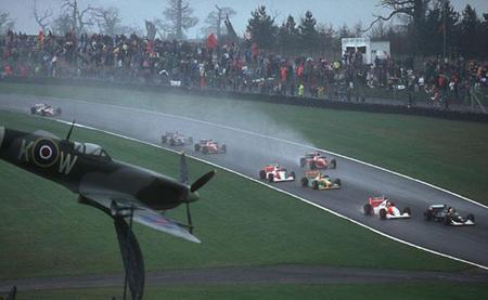 Primera vuelta GP Europa F1 1993