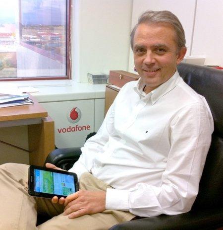 """José Romero, Vodafone: """"La diferencia entre WAP y WEB se difumina porque para nosotros era difícil de mantener"""""""