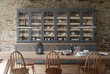 Cinco luminarias para cinco cocinas de diseño