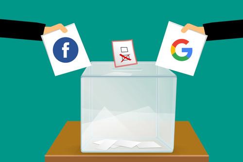 Estos son los planes de Google y Facebook para intentar combatir la desinformación en las elecciones europeas 2019