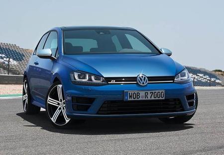 Así es el nuevo Volkswagen Golf R