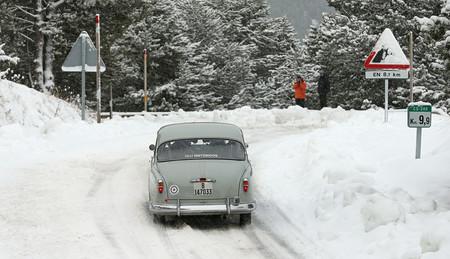 El SEAT 1400 de rally regresa en el Rally Monte-Carlo Histórico 2020