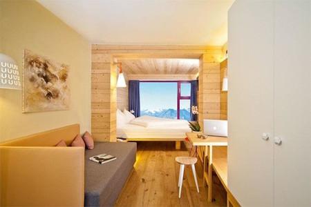 Neues Panoramazimmer Glacier Hotel Grawand 4198359384