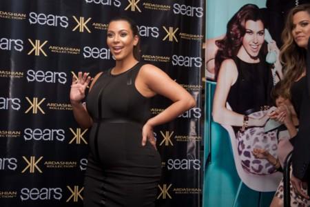 Kim Kardashian a por las curvas más extremas de un nuevo embarazo, ¿repetirá los errores del pasado?