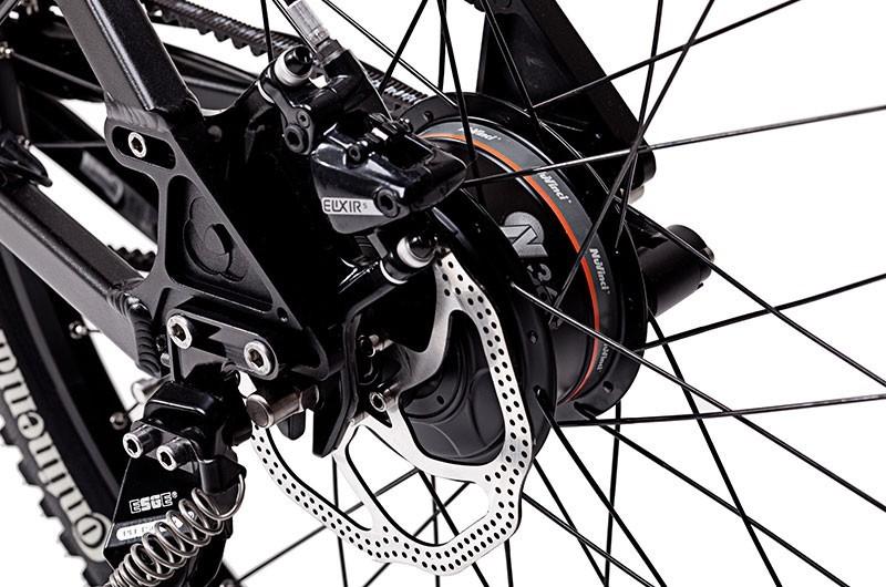 Foto de Bicicletas eléctricas Grace (15/35)