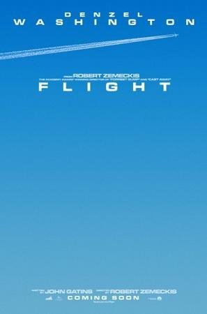 'Flight' de Robert Zemeckis, cartel y tráiler