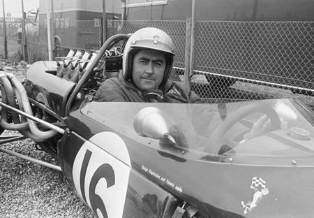 Falleció Jack Brabham, un grande de la F1