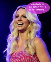 Miley, tranqui, que no todo son palos: ¡a Britney le pareces lo más!