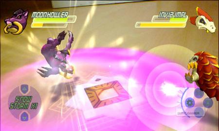 'Invizimals', lo nuevo de Novarama en exclusiva para PSP [E3 2009]