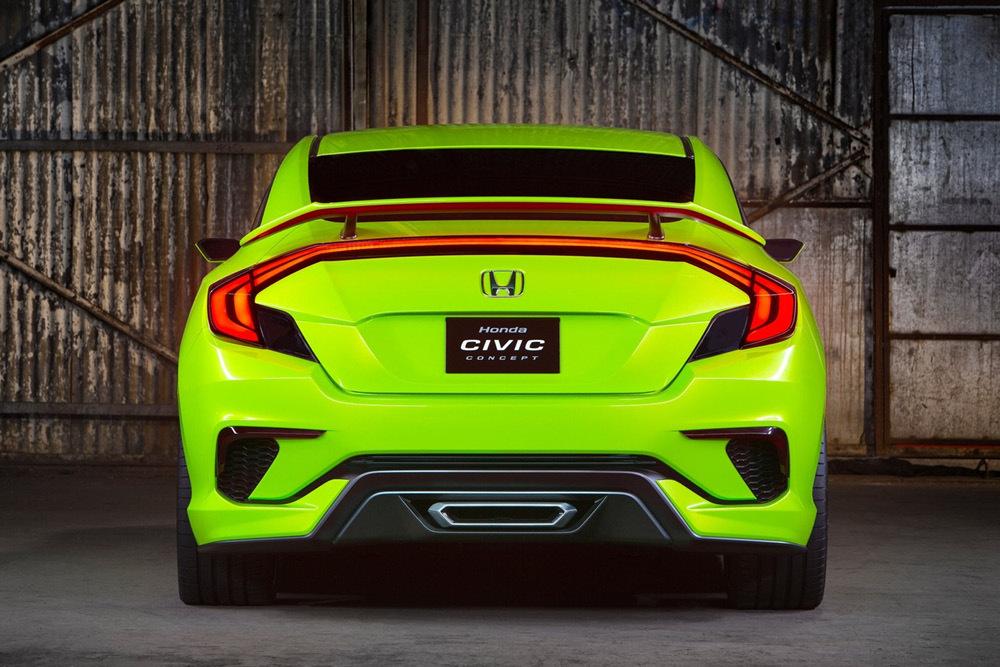 Foto de Honda Civic Concept (8/13)