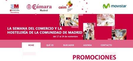 Descuentos y muchos regalos para celebrar la I Semana del Comercio en Madrid
