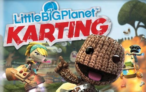 'LittleBigPlanetKarting'nosrecuerdaqueexisteconsutrailerdelanzamiento