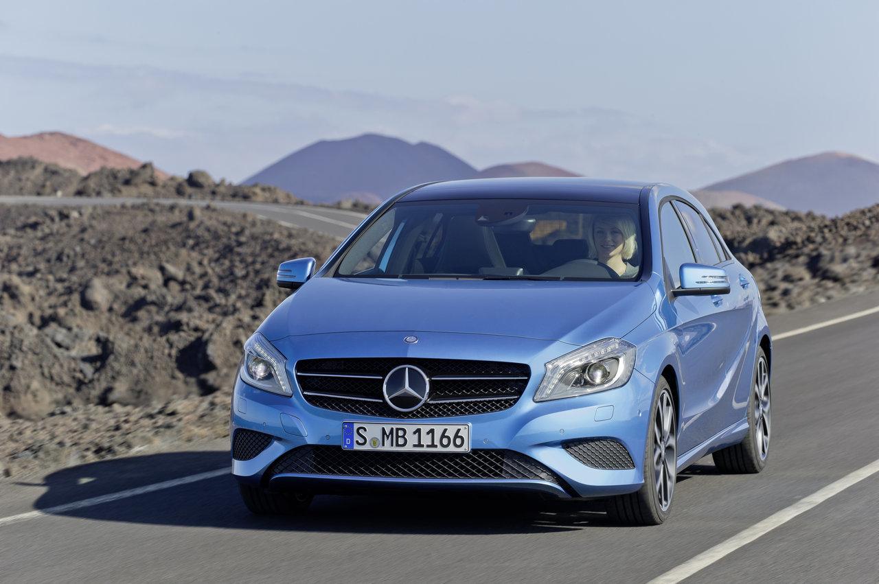 Foto de Mercedes-Benz Clase A 2012 (36/67)