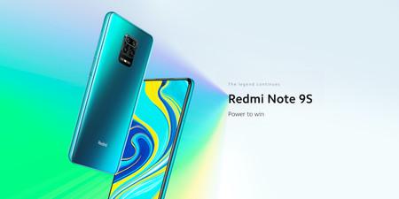 El nuevo Xiaomi Redmi Note 9S tiene una batería bestial y además está en oferta: por 199 euros con envío desde España