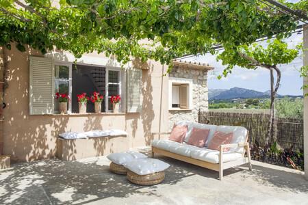 Alojamiento Airbnb Disfrutar Del Aire Libre En Selva Mallorca Islas Baleares 2