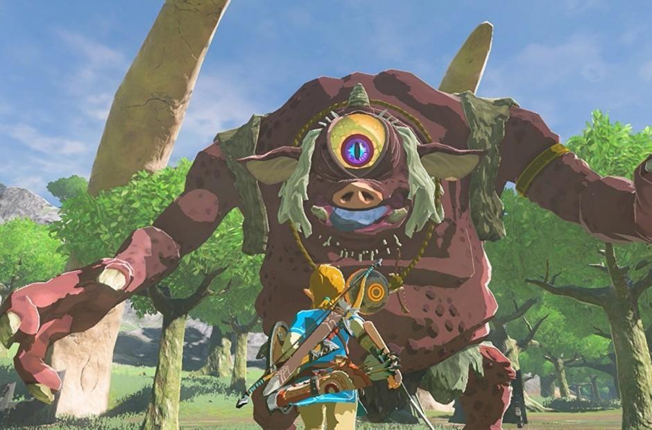 Zelda Breath Of The Wild 11