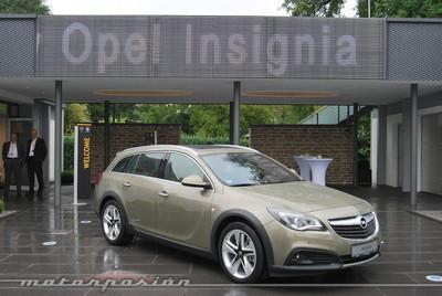Opel Insignia 2014, primeras impresiones desde Frankfurt