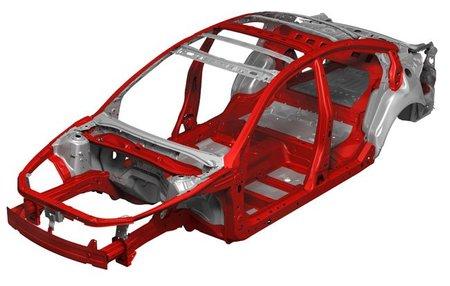 Mazda Skyactiv Body