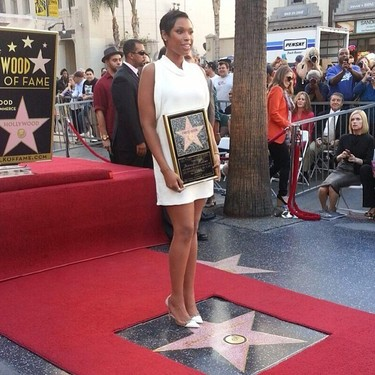 "Jennifer Hudson también se ""estrella"""