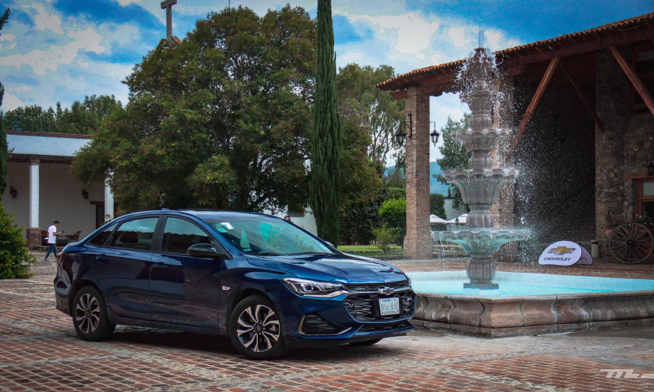 Foto de Chevrolet Cavalier Turbo 2022: Primer vistazo (4/37)