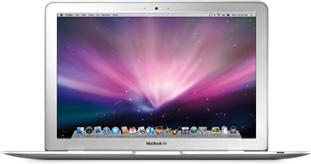 Los peligros de viajar con un MacBook Air