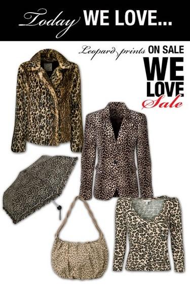 Stradivarius te propone lucir el estampado de leopardo