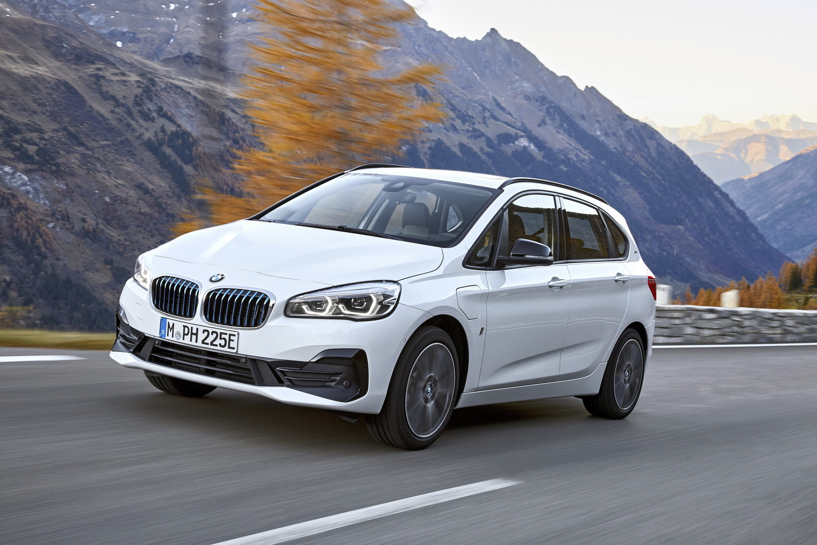 Foto de BMW Serie 2 Active Tourer (21/32)