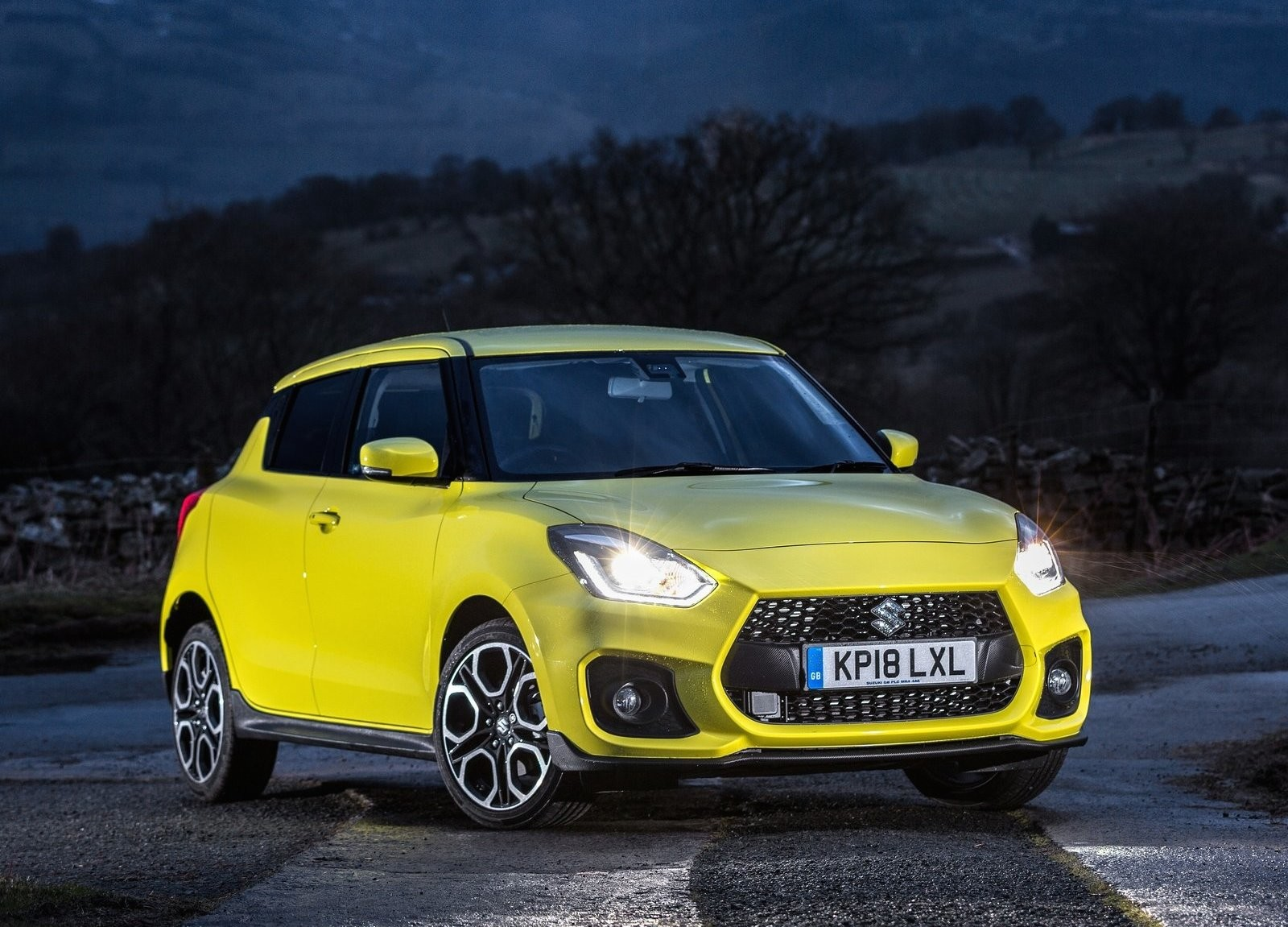 Foto de Suzuki Swift Sport 2019 (2/11)