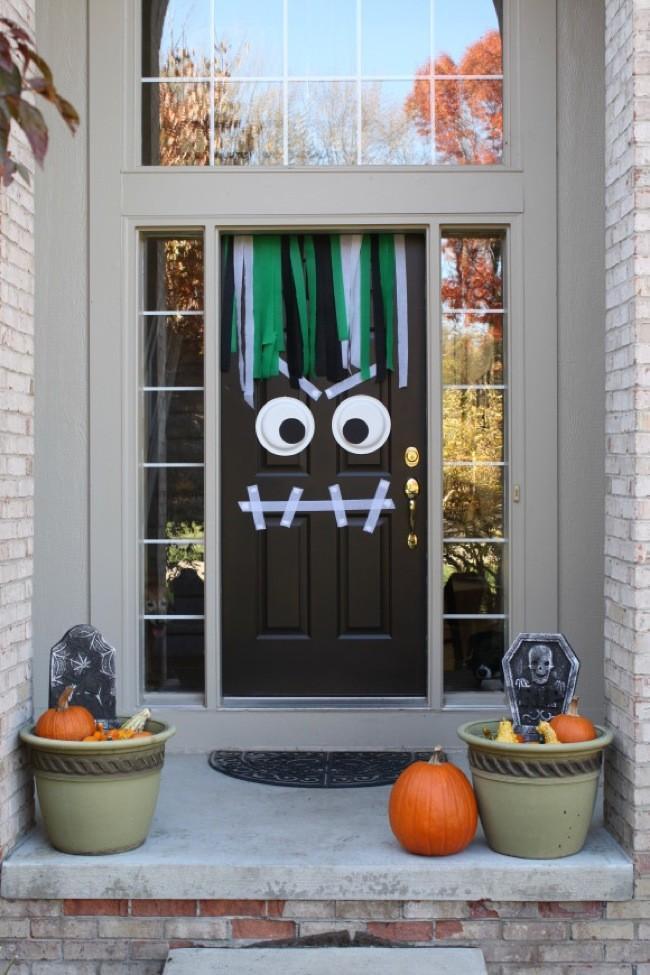 Hazlo t mismo decora la puerta de entrada de tu casa - Decora tu casa tu mismo ...