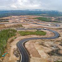 El circuito KymiRing de Finlandia sigue preparándose para entrar en MotoGP