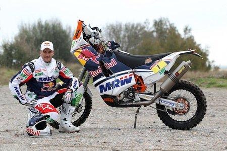 Dakar 2013: Marc Coma no tomará la salida debido a su lesión