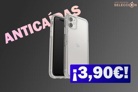 Protege tu iPhone 11 Pro u 11 Pro Max con la funda OtterBox Symmetry Clear a precio de escándalo en Amazon: 3,90 euros