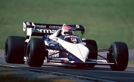 Nelson Piquet Brabham BT52B