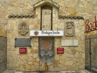 Fuentes de vino en España