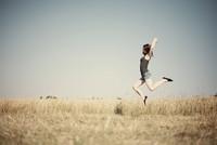 Cinco consejos para fotos de personas saltando