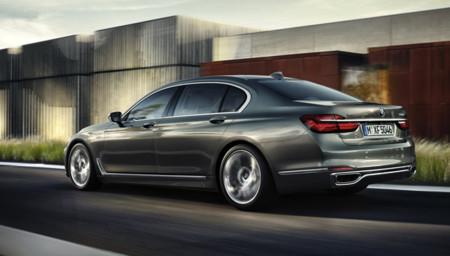 BMW Serie 7 2015