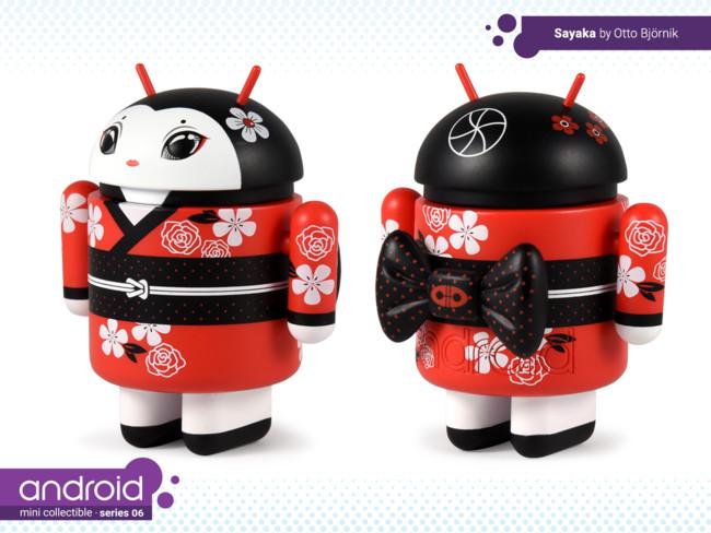 Android S6 Sayaka 34ab