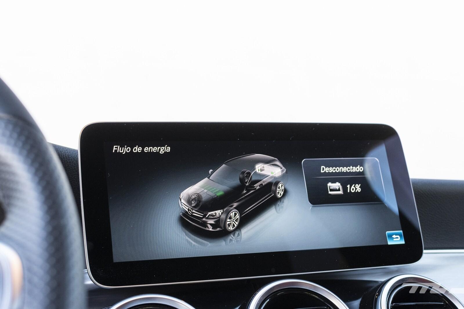 Foto de Mercedes-Benz C 300 de Estate 2020, prueba (1/46)
