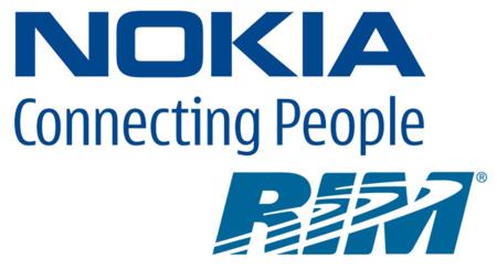 RIM y Nokia ponen fin a la lucha de patentes, los canadienses tendrán que pagar