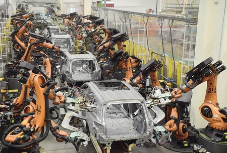 industria automotriz en China