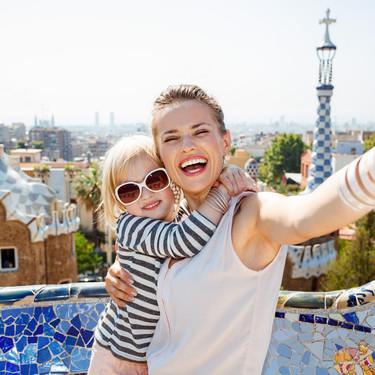 Cinco aprendizajes y sorpresas que recibí al viajar sola con mi hija por primera vez