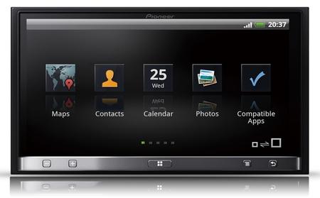 Pioneer AppRadio, tu smartphone a mano en el coche