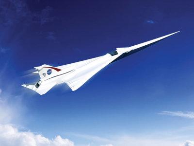 La NASA tiene 20 millones de dólares para darle forma a un avión supersónico, el retorno de X-plane