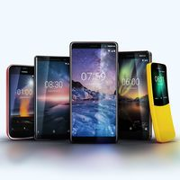 Nokia 7+, nuevo Nokia 6 y Nokia 1: los otros móviles que HMD también ha presentado en el MWC