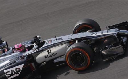 McLaren, poco a poco y con la vista puesta en 2015