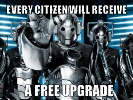 Cyberman Upgrade