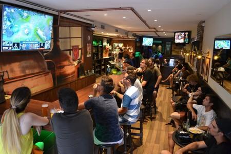 Siete bares recomendados para ver y jugar eSports