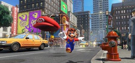 Confirmado el modo multijugador cooperativo de Super Mario Odyssey en su nuevo gameplay [E3 2017]