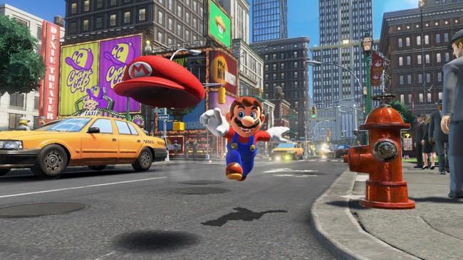 Super Mario Odyssey 01